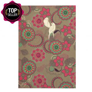 Flower Magic Thought Notebook