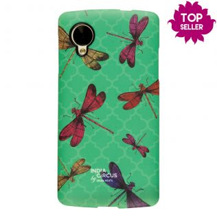 Dragonfly Beauty  Nexus 5 Cover