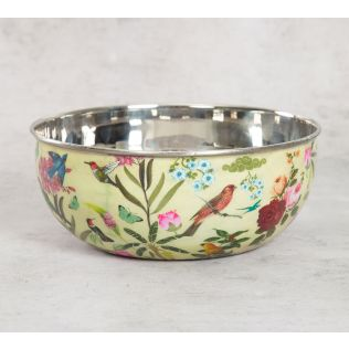 India Circus Bird Land Serving Bowl