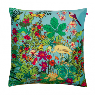 Dream Weaving Poly Taf-Silk Cushion Cover