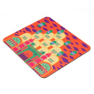 Dreams of a Palace Mouse Pad