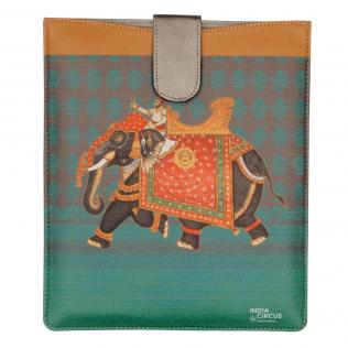 Embellished Elephant iPad / Tablet sleeve