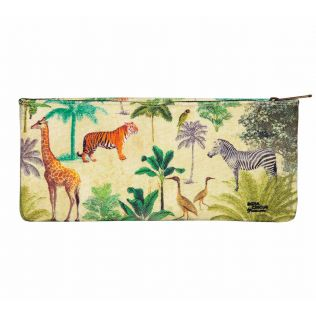 India Circus Forest Dominion Small Makeup Pouch