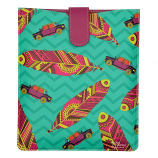 Funky Plume iPad / Tablet sleeve