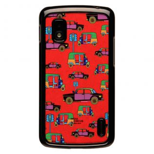 Funky Transport Google Nexus 4 Cover