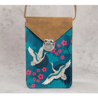 India Circus Aerial Moments Mobile Sling Bag