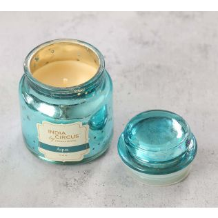 India Circus Aqua Yankee Jar Candle