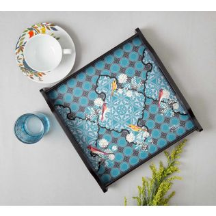 India Circus Avian Illusions Tray
