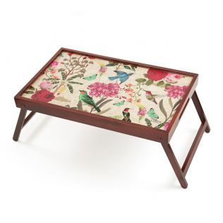 India Circus Bird Land Breakfast Tray