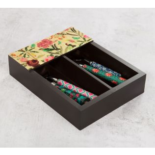 India Circus Bird Land Cutlery Tray