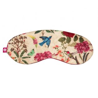 India Circus Bird Land Eye Mask