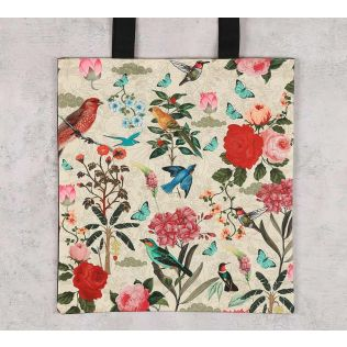 India Circus Bird Land Jhola Bag