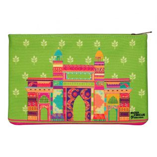 India Circus Bombay Dramatics Makeup Pouch