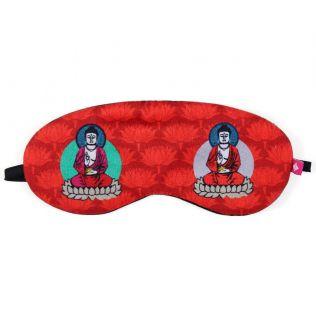 India Circus Buddatva Mandala Eye Mask