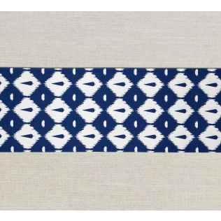 India Circus Conifer Symmetry Bed and Table Runner