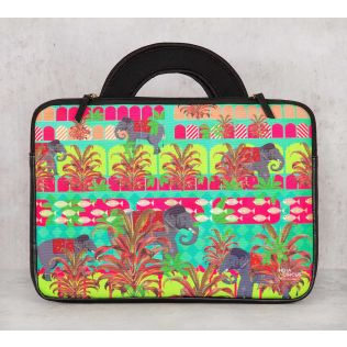 India Circus Countryside Tusker 13-inch Laptop Bag