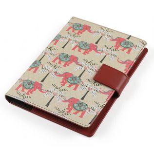 India Circus Elephanta Eclipse Notebook Planner