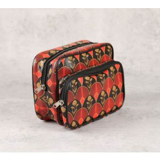 India Circus Fans of Blossom Utility Pouch