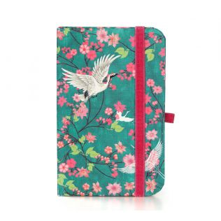 India Circus Flight of Cranes Pocket Diary