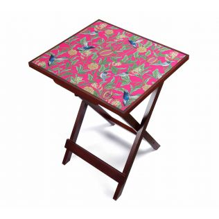 India Circus Flights of Vivers Side Table
