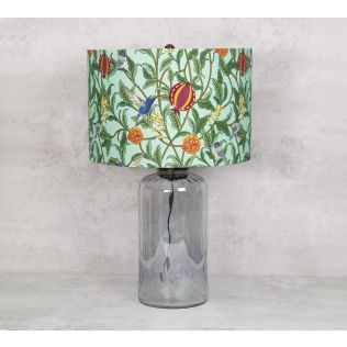 India Circus Flights of Vivers Table Lamp