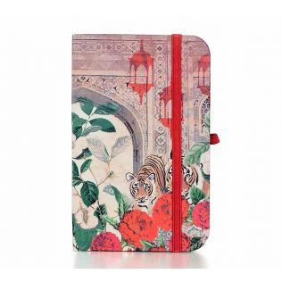 India Circus Floral Burst Pocket Diary