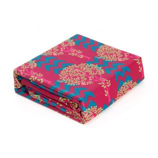 India Circus Flutter Tree Bed Sheet Set