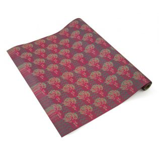 India Circus Flutter Tree Gift Wrapping Paper