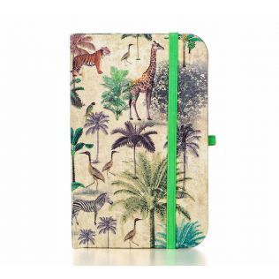 India Circus Forest Dominion Pocket Diary