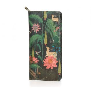 India Circus Forest Fetish Travel Wallet
