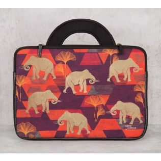 India Circus Gallant Tusker 13-inch Laptop Bag