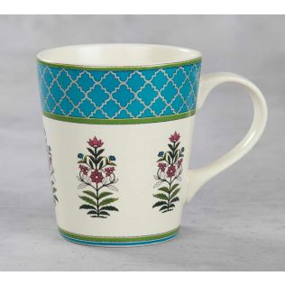 India Circus Garden of Eva Coffee Mug