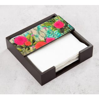 India Circus Herbs of Captivation Tissue Holder
