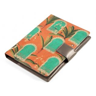 India Circus Heron's Palace Notebook Planner