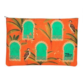 India Circus Heron's Palace Utility Pouch