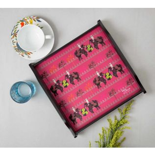 India Circus Imperial Trail Tray