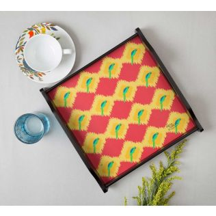 India Circus Joy de Vivre Tray