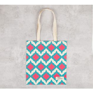 India Circus Lattice Practice Jhola Bag