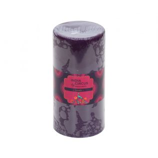 India Circus Lavender Pillar Candle