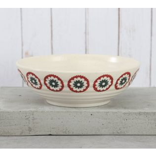 India Circus Masquerade Glimpse Serving Bowl