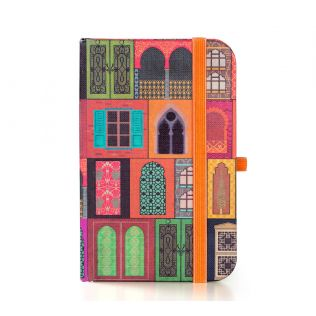 India Circus Mughal Doors Reiteration Pocket Diary