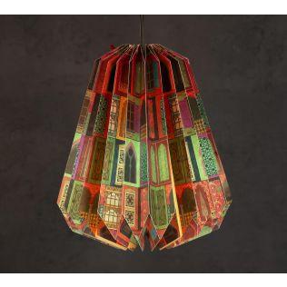 India Circus Mughal Doors Reiteration Paper Lantern