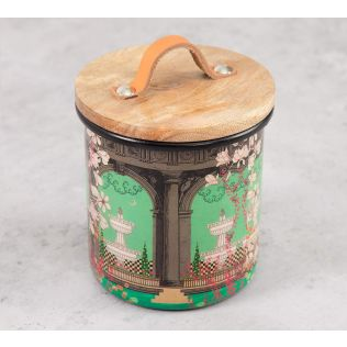India Circus Mughal Raazmataz Cookie Jar