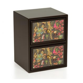 India Circus Mughal Traffic Chest of Drawer