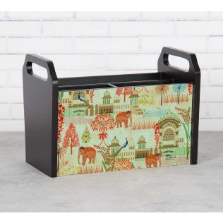 India Circus Mughal Treasures Desk Organizer