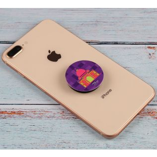 India Circus Mumtaz's Taj Popsocket