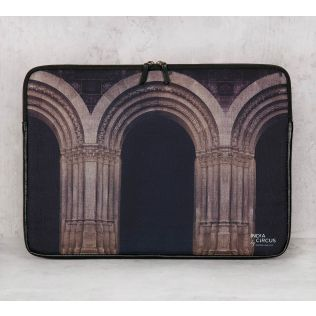 India Circus Mystical Entrance Laptop Sleeve