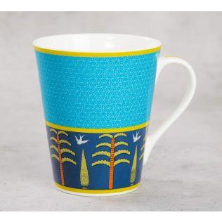 India Circus Mystical Garden Zing Mug (Set of 2)