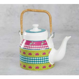 India Circus Natures Essence Paradise Kettle