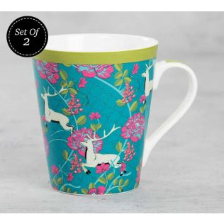 India Circus Natures Essence Paradise Zing Mug
